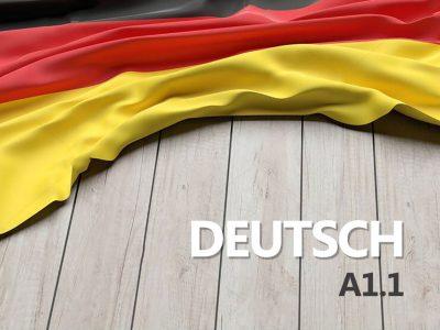 Германски јазик А1.1